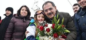 Başkan Demir: ''Ladik'in kış turizmi potansiyelini geliştireceğiz''