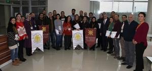 DÜ'de öğretmenlere kültürel miras eğitimi verildi