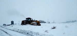 Malatya'da 103 mahalle yolu ulaşıma kapalı