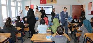 """Aziziye Belediyesinden eğitim yatırımı Başkan Orhan; """"Eğitimde büyük başarılar bekliyoruz"""""""
