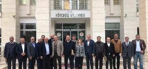 Cumhur İttifakı belediye başkanları ve milletvekilleri Köyceğiz'de buluştu