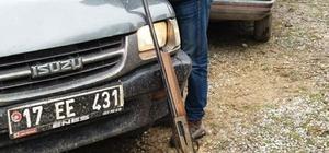 Çanakkale'de yasa dışı karaca avına 5 bin 583 lira para cezası