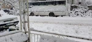 Isparta'daki 8 ilçede eğitime kar engeli Isparta'daki 3 ilçenin tamamı ile 4 ilçedeki taşımalı eğitim ve 2 köyde kar nedeniyle eğitime 1 gün ara verildi