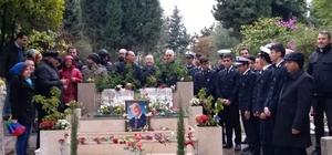 Salih İşgören ölümünün 9'uncu yıl dönümünde unutulmadı Hayırsever Salih İşgören'e kabri başında anma