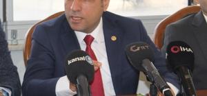 MHP Milletvekili 5 kanun teklifi, 29 soru önergesi verdi