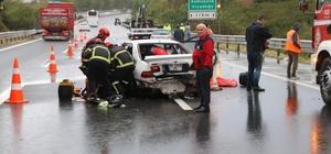 Kazaların sık yaşandığı Gümüşova Rampası için eylem planı