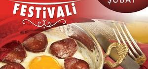 Sivrihisar rekora hazırlanıyor Dev sacda dünyanın en büyük sucuklu yumurtası Sivrihisar Dövme Sucuk Festivalinde yapılacak