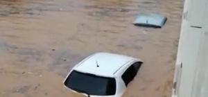 Antalya'da son 48 saatte metrekareye yüzlerce kilo yağış düştü En fazla yağışı metrekareye 214 kilogramla Serik ilçesi aldı