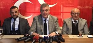 """Serkan Tok: """"Mustafa İlmek'e bizim partiye dönüşü noktasında bir teklifimiz olmadı"""" MHP Kayseri İl Başkanı Serkan Tok: """"Yeni kurulan parti Kayseri'de gündem oluşturmaz"""" """"Kongrede il başkanlığı için aday olacağım"""""""