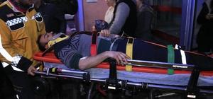 Çığ faciasında yaralananlar ve ölen şahsın cenazesi hastaneye getirildi