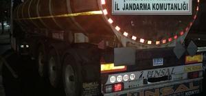 Şanlıurfa'da 31 bin litre kaçak akaryakıt ele geçirildi
