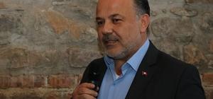 """AK Partili Yavuz; """"Söz verdiğimiz gibi 8 Ocak'ta Söke Çayı'nın ihalesini yaptık"""""""