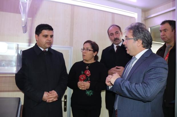 İlk 2 Günde Tomarza'da 120 Kadın Kanser Taramasından Geçti