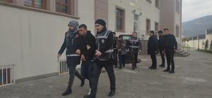 Zehir tacirlerine şafak operasyonu: 5 tutuklama