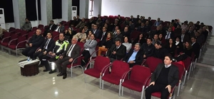 Milas'ta 'Beslenme Dostu Kantin' toplantısı