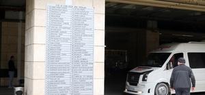 Denizli'de ilçe minibüslerine zam Denizli'de en yüksek minibüs ücreti 22 lira ile Çameli ilçesi Denizli'de en düşük minibüs ücreti 6 lira ile Sarayköy ilçesi