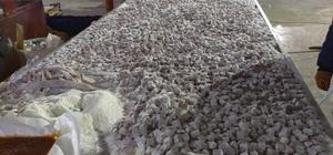 Osmaneli'nin ünlü ayva lokumu Tarım Kredi Kooperatiflerinin satış mağazalarında yerini aldı