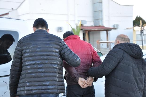 Milas'ta cinsel taciz iddiasına 1 tutuklama