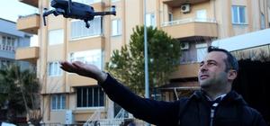 Orman yangınlarında drone dönemi Orman yangınları ile mücadele kapsamında Muğla Orman Bölge Müdürlüğü bu yıldan itibaren termal görüşlü drone kullanımının hazırlığını yaparken, 11 İşletme Müdürlüğü'ne drone satın alındı