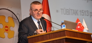 Türk Patent ve Marka Kurumu Başkanı Prof. Dr. Habip Asan, üretimin önemine vurgu yaptı