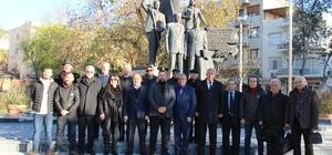 Söke'de Gazeteciler 10 Ocak Çalışan Gazeteciler Günü'nü Kutladı