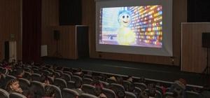 İpekyolu Belediyesinden sinema etkinliği