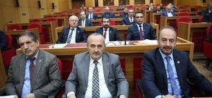 İl Genel Meclisi Ocak ayı toplantıları sona erdi Sivas İl Genel Meclisi Ocak ayı toplantıları bugün gerçekleştirilen 5. oturum ile sona erdi. Hafta boyunca devam eden toplantılarda kırsalı ilgilendiren önemli konular karara bağlandı