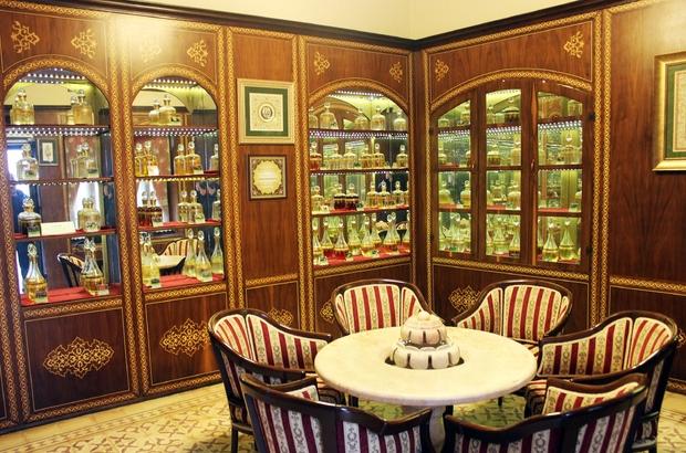 Tıbbi aromatik bitkiler müzesi turistlerden ilgi odağı oldu tıbbi aromatik  bitkiler müzesine ilgi artıyor hatay'daki bitki müzesi şifa deposu gibi -  Hatay Haberleri