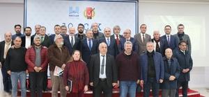Gazeteciler Hacılar'da buluştu
