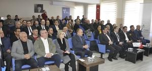 'Nitelikli Yetiştir, İstihdamı Geliştir' toplantısı