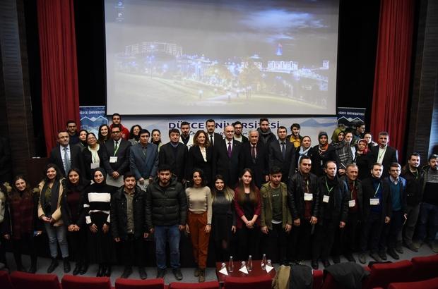 """""""Çiftçilik angarya bir iş olmamalıdır"""" Düzce Üniversitesi'nde """"Tarım Öğretiminin 174. Yılı"""" kutlandı"""