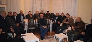 Başkanlar 'Kış Sohbetleri'nde buluştu