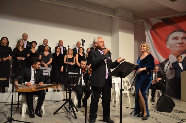 Demirci'nin tarihini anlatan kitap tanıtıldı Manisa'nın Demirci ilçesinde verilen Türk sanat müziği konserinde, 'Cumhuriyet'in ilk yıllarında Demirci kazası' kitabının tanıtımı yapıldı