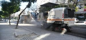 Büyükşehir, asfaltlama çalışmalarını aralıksız sürdürüyor