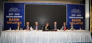 """Büyükşehir, 2019-2020 projelerini anlattı Şahin: """"Yerel belediyecilik ufuk ve vizyon istiyor"""""""