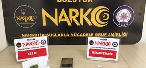 Bozüyük'te uyuşturucu operasyonu; 4 kişi tutuklandı