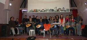Milas'ta konser hazırlıkları devam ediyor