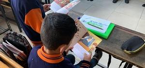 CMC Okuma Ağacı tohumlarını Malatya'da attı