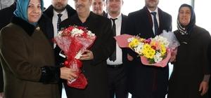 """AK Parti ilçe başkanlarına coşkulu karşılama AK Parti Van İl Başkanı Kayahan Türkmenoğlu: """"2023 Van için yükseliş yılı olacak"""""""