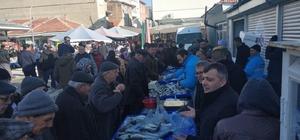 Belediyeden balık tanzim satış noktası Emirdağ'da üç katı ücrete balık satılınca belediye tarafından balık tanzim satış noktası kuruldu