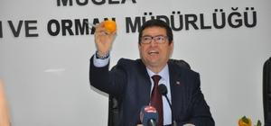 """Saylak: """"Muğla'nın kurtuluşunun yolu tarım ve turizmin birleşmesinden geçiyor"""""""