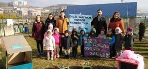 Kardeş okullar bir sürü etkinlik yaptı Kardeş okul projesi kapsamında aralık ayı dolu dolu geçti