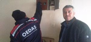 Hisarcık'ta elektrik sayaçlarının zamanında okunmaması tepki çekiyor