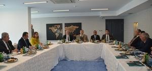Milli eğitim müdürleri Silifke'de toplandı