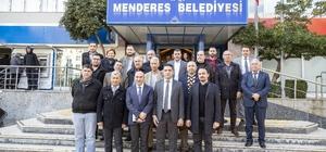 Katı atık ve bertaraf tesisinin 4'üncüsü Menderes'e kuruluyor Menderes'te katı atık bertaraf tesisi kurulacak