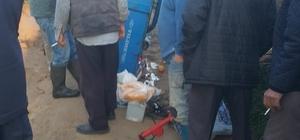 Milas'ta traktör kazası: 2 yaralı
