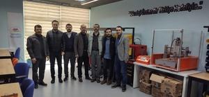 Proje ekibi Manisa'da incelemelerde bulundu