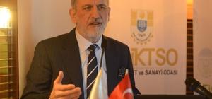 """Burkay: """"Sanayi yatırımları Bursa'nın gelecek 50 yılını şekillendirecek"""""""