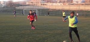 Silvan Aslanspor, Seyrantepe Gençlikspor maçına iddialı hazırlanıyor
