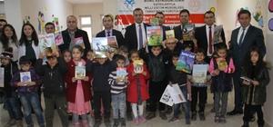 Bismil Belediyesi'nden karneni getir, kitabını götür kampanyası